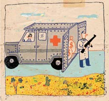 Pound of cure illustration technology review
