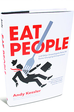 Eat people WSJ book