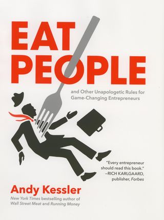 Eat people cover from jacket small